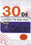 30 Đề Luyện Thi Đại Học Môn Toán