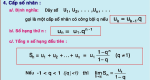 Công thức toán học trong SGK phổ thông