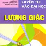 Chuyên đề Lượng giác – luyện thi Đại học – Trần Văn Hạo