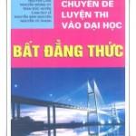 Chuyên đề Bất đẳng thức – luyện thi Đại học – Trần Văn Hạo