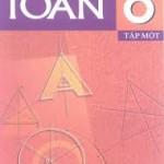 Sách giáo khoa toán lớp 8 – Tập 1