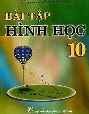 Sách Bài tập hình học 10 cơ bản