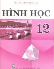 Sách giáo khoa Hình học 12 cơ bản