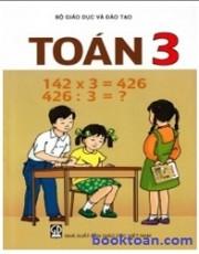 Sách giáo khoa toán lớp 3