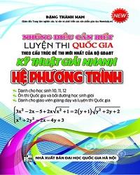 ky-thuat-giai He Phuong Trinh