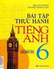 Bài tập tiếng anh 6 – Mai Lan Hương
