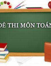 350 đề thi thử THPT Quốc gia 2016 môn toán