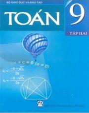 Sách giáo khoa toán 9 tập 2