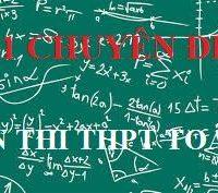 11 chuyên đề toán ôn thi thpt quốc gia 2017