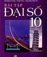 Sách Bài Tập Đại Số 10 cơ bản