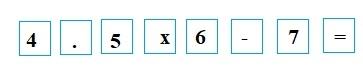 Giải bài giới thiệu máy tính bỏ túi - Toán 5 trang 81, 82