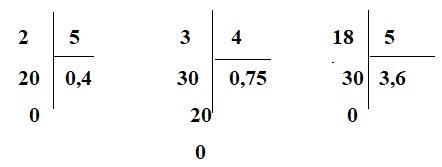 Giải bài Chia một số tự nhiên cho một số tự nhiên mà thương tìm được là một số thập phân - Toán 5 trang 67 - 68