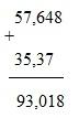 Giải bài Cộng hai số thập phân - Toán 5 trang 49