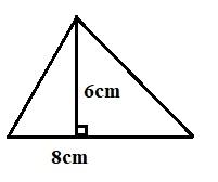 Giải bài diện tích hình tam giác - Toán 5 trang 87 - 88