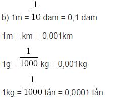 Giải bài tập SGK Toán 5: Ôn tập về đo độ dài và khối lượng trang 152, 153