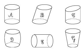 Giải bài tập Giới thiệu hình trụ. Giới thiệu hình cầu - Toán 5 trang 125