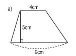 Giải bài tập Diện tích hình thang - Toán 5 trang 93