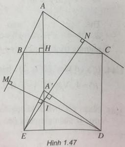 Đề toán tổng hợp Chương 1 – SBT hình lớp 11