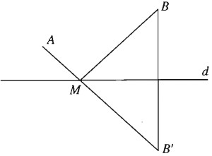 Giải SBT Bài 3. Phép đối xứng trục – chương 1 hình học 11