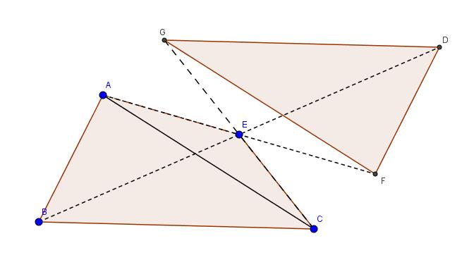 Giải SBT bài 4. Phép đối xứng tâm chương 1 hình học 11