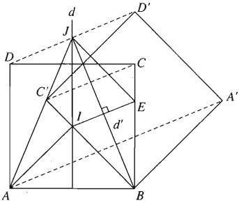 Giải SBT bài 6. Khái niệm về phép dời hình và hai hình bằng nhau chương 1 hình học 11