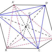 Giải SBT Hình học 12 chương 1 bài 1 Khái niệm về khối đa diện