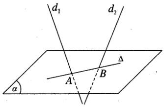 Giải SBT Hình học 12 chương 3 Bài 3 Phương trình đường thẳng