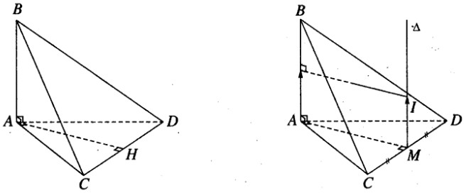 Giải SBT hình học 12 Đề kiểm tra chương 3