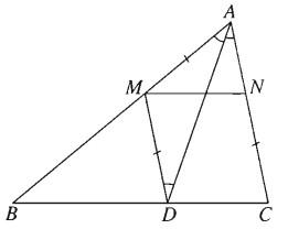 Giải SBT Ôn tập chương 1. Phép dời hình và phép đồng dạng trong mặt phẳng - Hình học 11