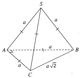 Giải SBT Bài 2. Hai đường thẳng vuông góc – Chương 3 hình học 11