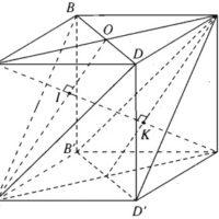 Giải SBT Bài 5. Khoảng cách – Chương 3 hình học 11