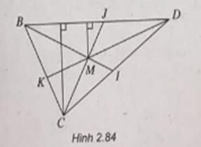 Giải SBT đề kiểm tra chương 2 hình học 11