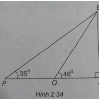 Giải SBT Ôn tập chương 2: Đề toán tổng hợp – Hình học 10
