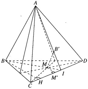 Giải SBT Ôn tập Chương 2 hình học 11
