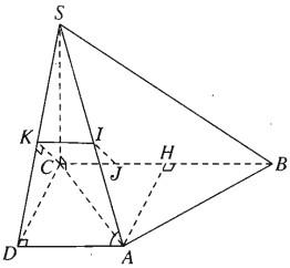 Giải SBT Ôn tập Chương 3 hình học 11