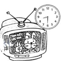 Bài Thực hành xem đồng hồ (tiếp theo)
