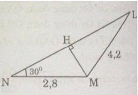 Bài 2 tỉ số lượng giác của góc nhọn – Giải bài 31 – 38 – Sách bài tập Toán 9 tập 1