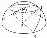 Bài 3 Hình cầu. Diện tích mặt cầu và thể tích hình cầu - SBT Toán 9 tập 2