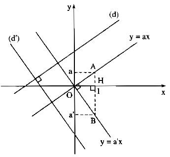 Bài 5. Hệ số góc của đường thẳng y = ax + b (a ≠ 0) - Sách bài tập Toán 9 tập 1