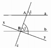 Bài 7 định lý – Chương 1 Hình học SBT Toán 7