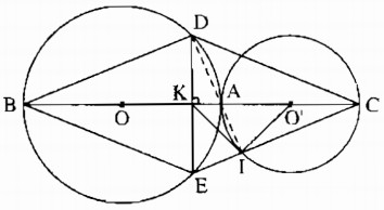 Ôn tập chương II - đường tròn - Sách bài tập Toán 9 tập 1