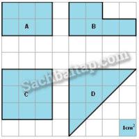 Bài 164. Ôn tập về hình học – VBT Toán 3