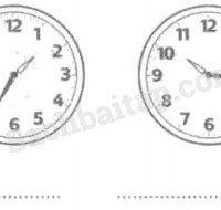 (VBT Toán 5) – Bài 149. Ôn tập về đo thời gian