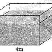 (VBT Toán 5) – Bài 148. Ôn tập về đo diện tích và đo thể tích