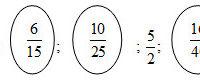 Bài 101. Rút gọn phân số – VBT Toán 4