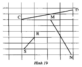 Bài 10 Trung điểm của đoạn thẳng – Chương 1 Hình học SBT Toán 6
