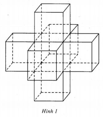 Bài 1. Khái niệm về khối đa diện – Giải SBT chương 1 Hình học 12 nâng cao