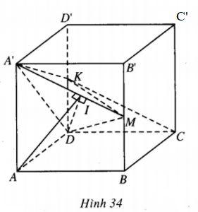 Bài 4. Thể tích của khối đa diện Bài 41 – 54 – Giải SBT chương 1 Hình học 12 nâng cao