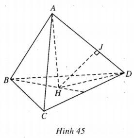 Ôn tập chương I: Khối đa diện và thể tích của chúng – Giải SBT chương 1 Hình học 12 nâng cao