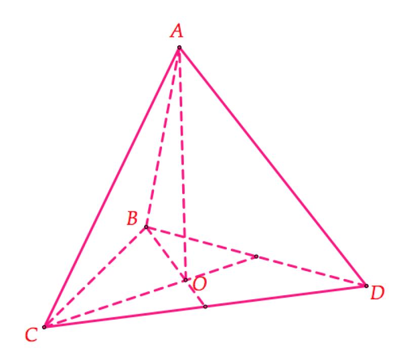 Công thức tính thể tích của 5 khối đa diện đều